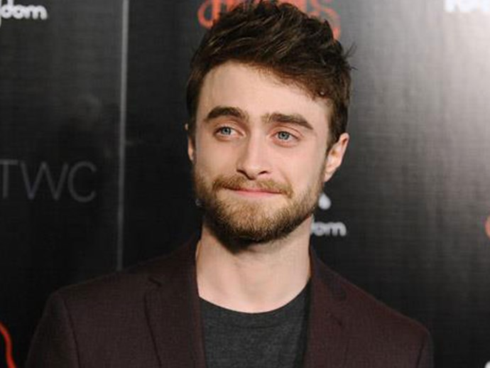 Daniel Radcliffe stays on brand and heroically helps a tourist attacked on the street
