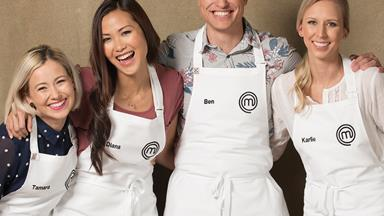 OK! exclusive: The Masterchef finalists share their favourite recipes