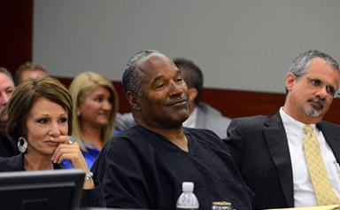 The man OJ Simpson robbed at gunpoint is calling for his release