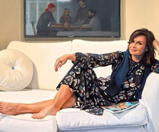 Lisa Wilkinson Portrait