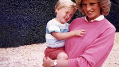 Personal photos from Princess Diana's collection have been released