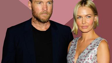 Lara Bingle's birthday present from Sam Worthington has us green with envy