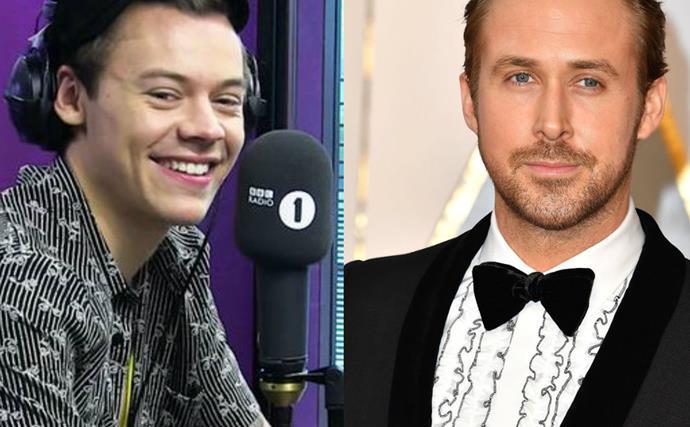 Harry Styles, Ryan Gosling