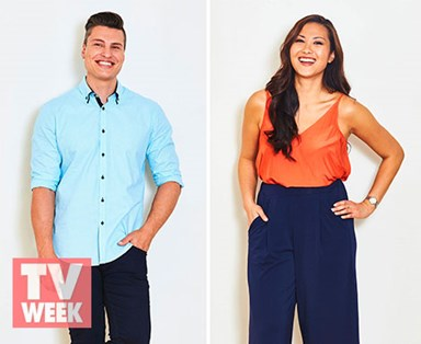 TV WEEK quizzes Masterchef Australia's final two contestants
