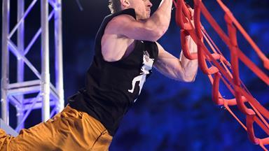 How Australian Ninja Warrior contestant Jayden Irving found himself accidentally behind bars