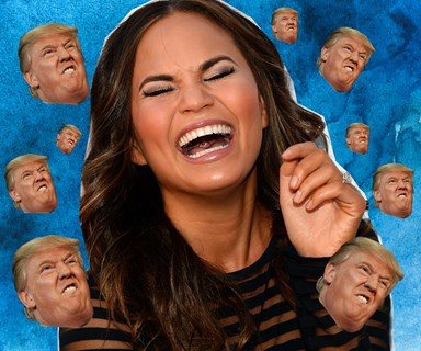Donald Trump has deleted Chrissy Teigen off Twitter and we just can't handle it