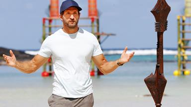 Australian Survivor cast members battled severe weather conditions during filming