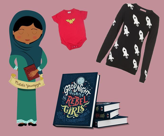 feminist baby presents