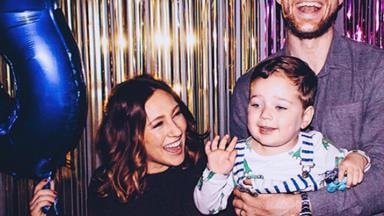 Like mother, like daughter! Zoë Foster Blake shares first photo with daughter Rudy