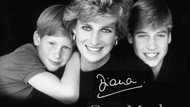 What Princes William & Harry taught us about Princess Diana in new documentary Diana Our Mother