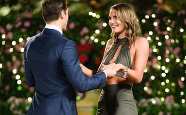 Has Matty J accidentally revealed the winner of the Bachelor 2017?