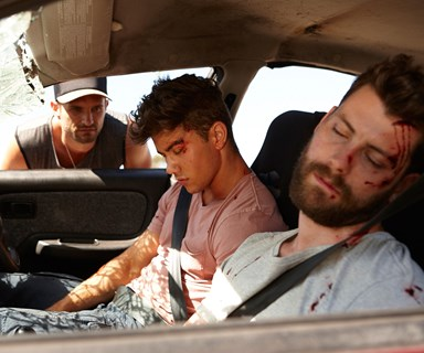 Home And Away recap: Car crash horror