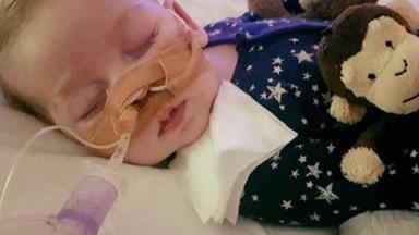 "Charlie Gard's parents say their ""beautiful boy"" has died after life support withdrawn"