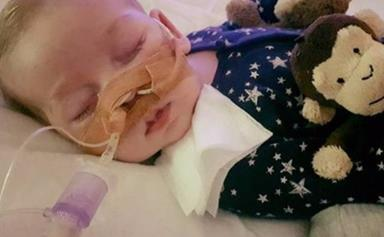"""Charlie Gard's parents say their """"beautiful boy"""" has died after life support withdrawn"""