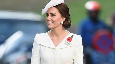 Duchess Catherine's most fashionable moments from 2017 - so far!