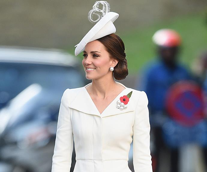 Catherine, Duchess of Cambridge fashion 2017