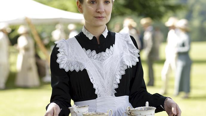 Joanne Froggatt as Anna Bates