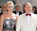 Princess Charlene makes a case for the spacesuit with her most daring look yet