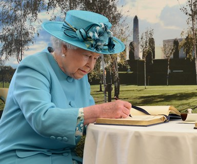 Her Majesty appoints a brand new private secretary