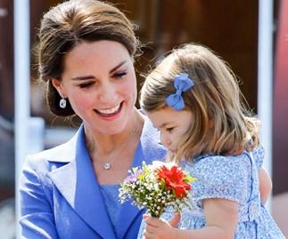 Princess Charlotte, Duchess Kate