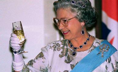 Queen Elizabeth II has four cocktails a day, and she starts well before lunch