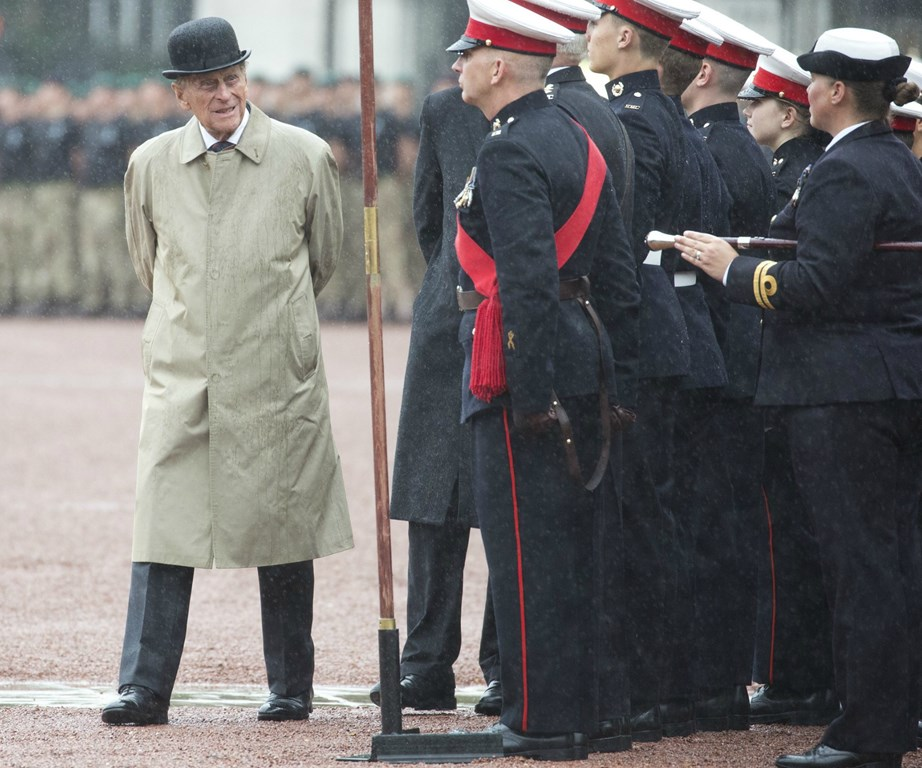 The Duke of Edinburgh attended his last official royal engagement almost a year ago on August 4 at the Captain General's Parade on the forecourt of Buckingham Palace.