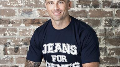 The Commando on raising Axel, life with Michelle Bridges and becoming a genie