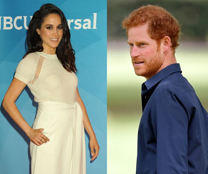Engagement rumours have gone into overdrive with Meghan and Harry.