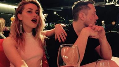 It's over! Amber Heard and Elon Musk break up