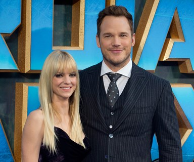 Chris Pratt and Anna Faris split