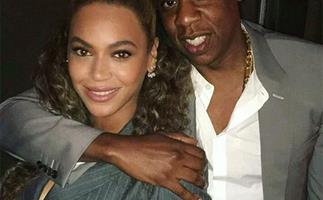 Beyonce and Jay Z go on date night