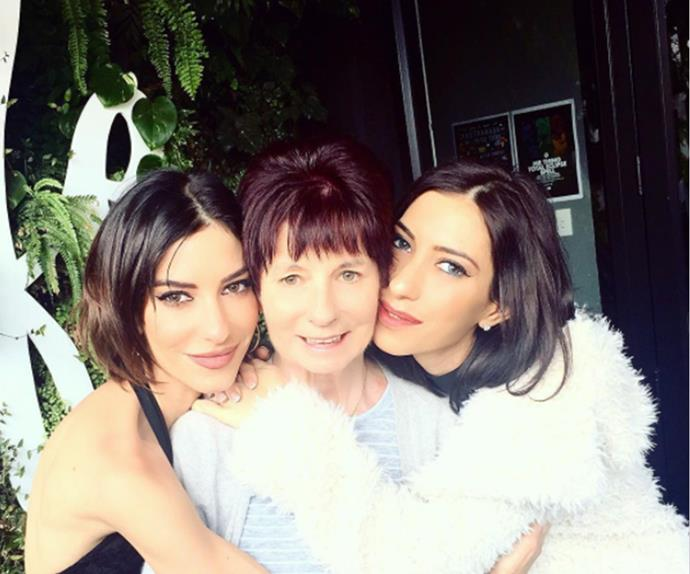 The Veronicas help mum through mystery illness