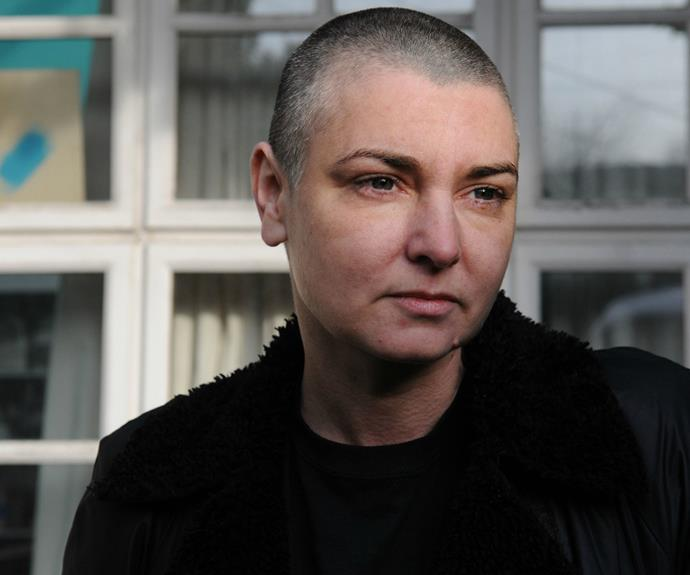 Sinead has grappled publicly with issues stemming from her mental illness in the past.