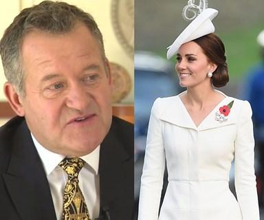 "Former royal butler says Duchess Kate lacks ""magic quality"" of Princess Diana"