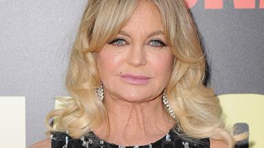 """Please treasure each other..."" Goldie Hawn on mourning the loss of her best friend"
