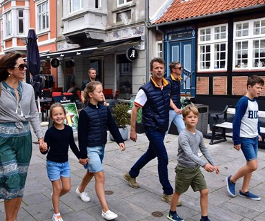 The Danish Royals' summer holiday is the stuff of dreams