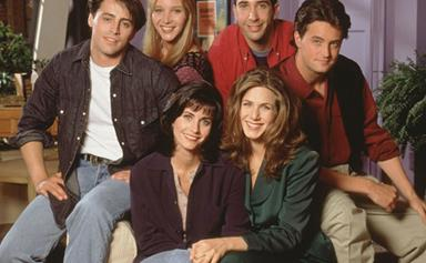 10 of our favourite moments from Friends