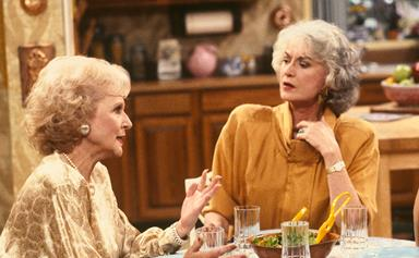 Betty White reveals the secrets she only ever shared with her Golden Girls co-stars