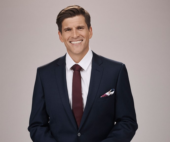 The Bachelor's Osher Günsberg: Meet my lovely stepdaughter