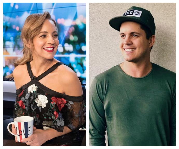 Carrie Bickmore, Johnny Ruffo