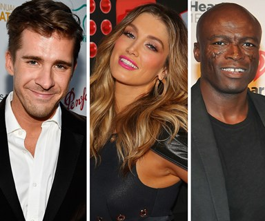EXCLUSIVE: Seal's fury over Delta Goodrem's love affair with Hugh Sheridan