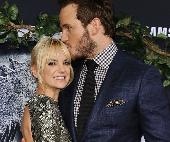 Anna Faris admits Chris Pratt was never her best friend
