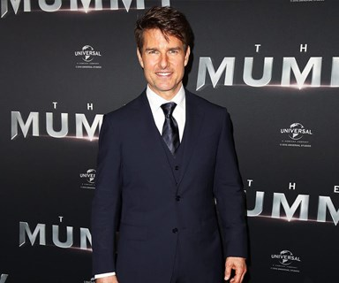 Tom Cruise injured in stunt accident on Mission Impossible 6 set