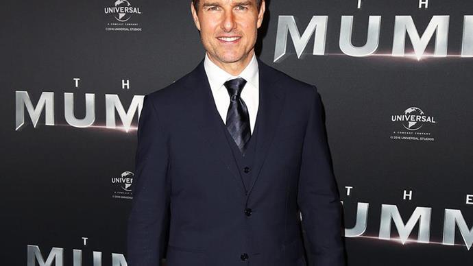 Tom Cruise injured on set Mission Impossible 6