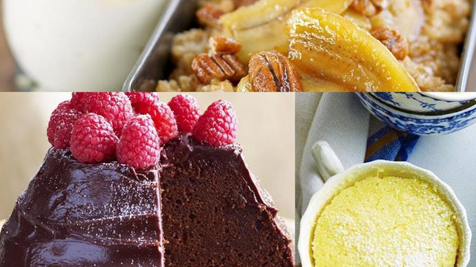 Slow cooker recipes: 5 of the best ever slow cooker desserts