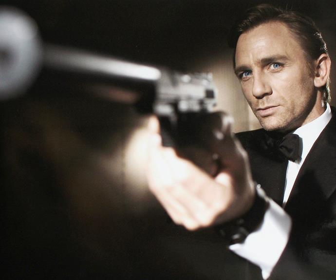 Daniel made his debut as the secret agent known as 007 in Casino Royale in 2006.