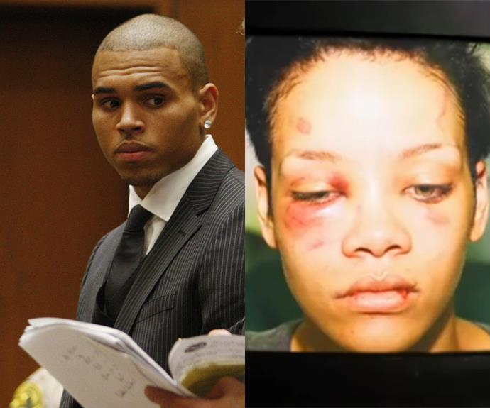 """Chris Brown recounts moment he punched Rihanna in the face with a """"closed fist"""""""