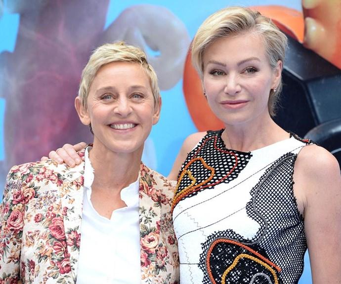 What divorce? Ellen DeGeneres and Portia De Rossi share sweet tributes for their wedding anniversary
