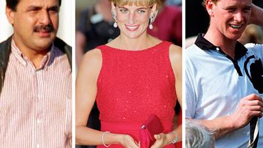 EXCLUSIVE: Who was the true love of Princess Diana's life?
