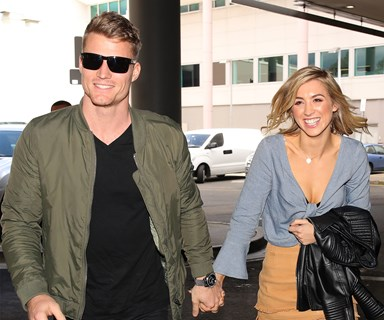 Richie Strahan's SHOCK: Alex dumped me for a man and a woman!
